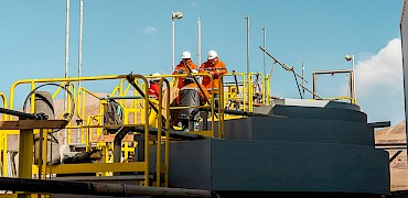 ADR plant: Pre-commissioning activities